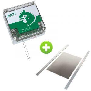 vsdb-portier-automatique-a-piles-avec-ouverture-et-fermeture-manuelle-axt-avec-trappe-medium