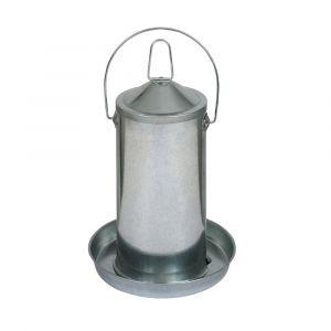 Abreuvoir-poule-en-acier-galvanisé-avec-anse-4L-Gaun