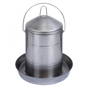 Abreuvoir-poule-en-acier-inoxydable-12L-Gaun