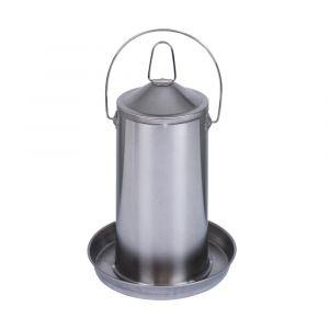 Abreuvoir-poule-en-acier-inoxydable-4L
