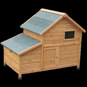Poulailler-Bantam-XL-toit-shingle---Chemin-des-Poulaillers