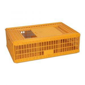 Cage transport poules et volailles 98x58x27cm