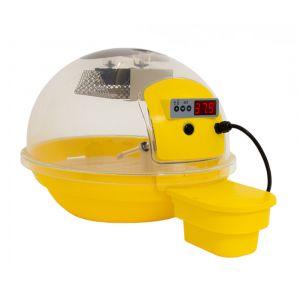 Couveuse automatique digitale poule Smart Digital 24 œufs jaune - FIEM