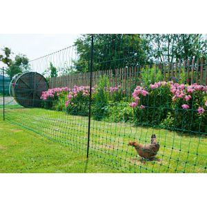 Filet poules 50m double pointe PoultryNet