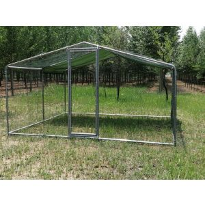 grand-enclos-poulailler-parc-grillage-renforce-tube-38mm-4x4x2-25m