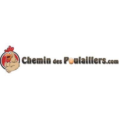 Mangeoire métal Rouge 6 Kg pour Volailles - Gaun